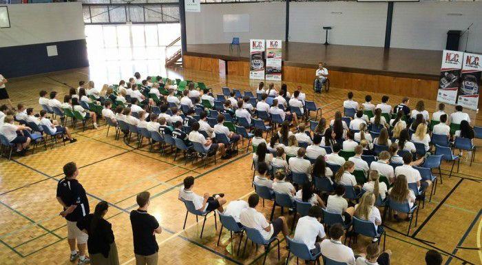 Presentation Update: Elanora SHS QLD