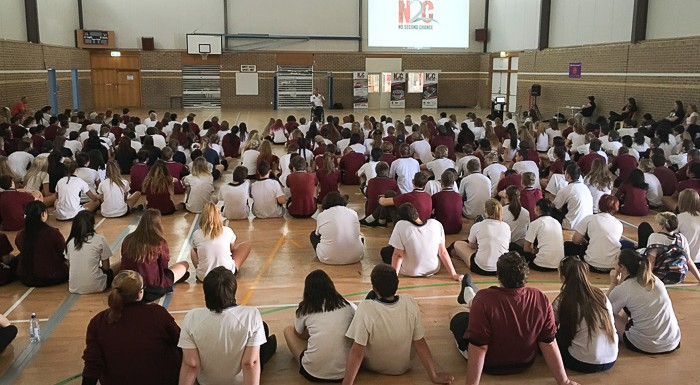Presentation Update: Aberfoyle Park High School in Adelaide