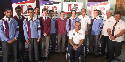 Presentation Update: Homebush Boys High School