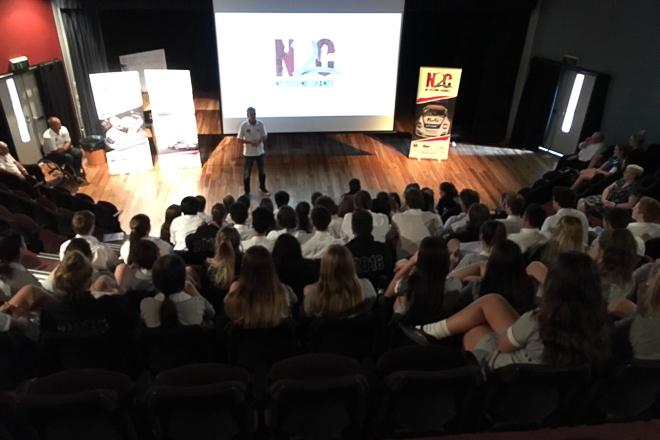 N2C School Presentation Montmorency Secondary College