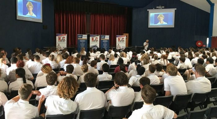 Presentation Update: Wavell State High School – Brisbane