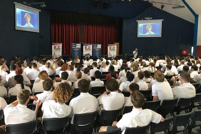 Presentation Update: Wavell State High School – Brisbane