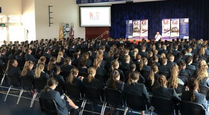 Presentation Update: Coomera Anglican College
