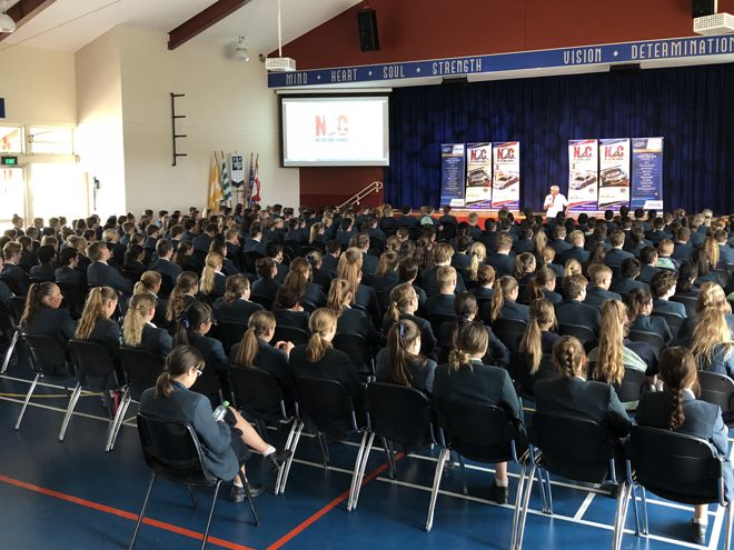 Presentation Update: Coomera Anglican College