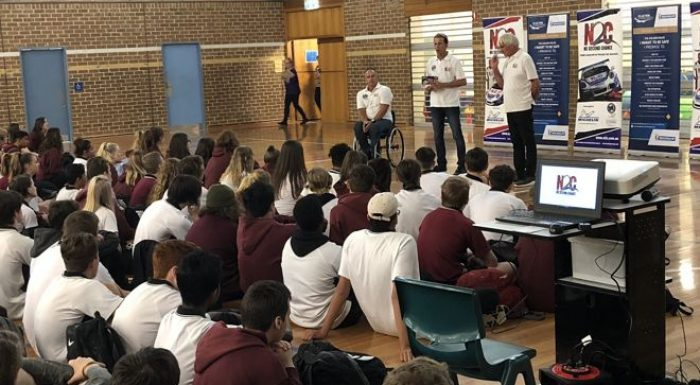 Presentation Update: Aberfoyle Park High School
