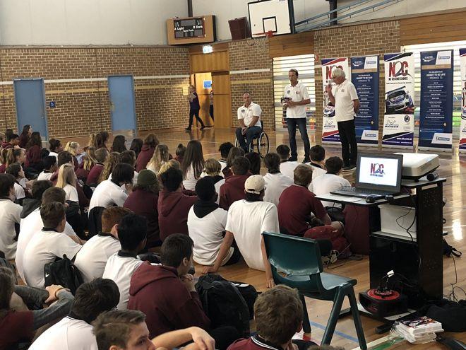 Presentation Update: Aberfoyle Park High School