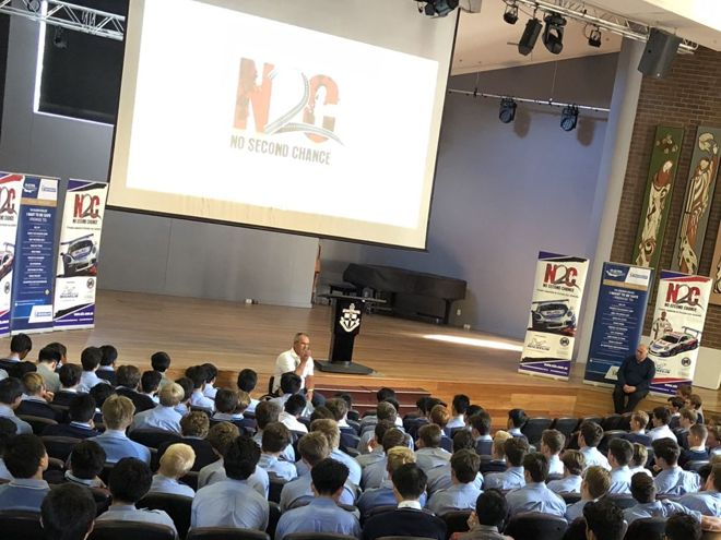 N2C at The Kings School in Parramatta in NSW