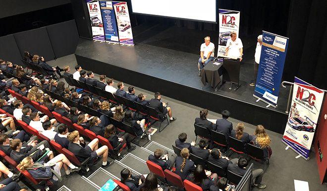 Presentation Update: Viewbank Secondary College 2018