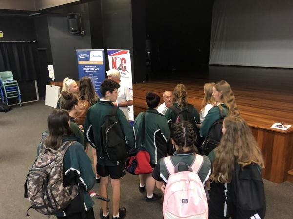 Presentation Update: Park Ridge State High School South Brisbane