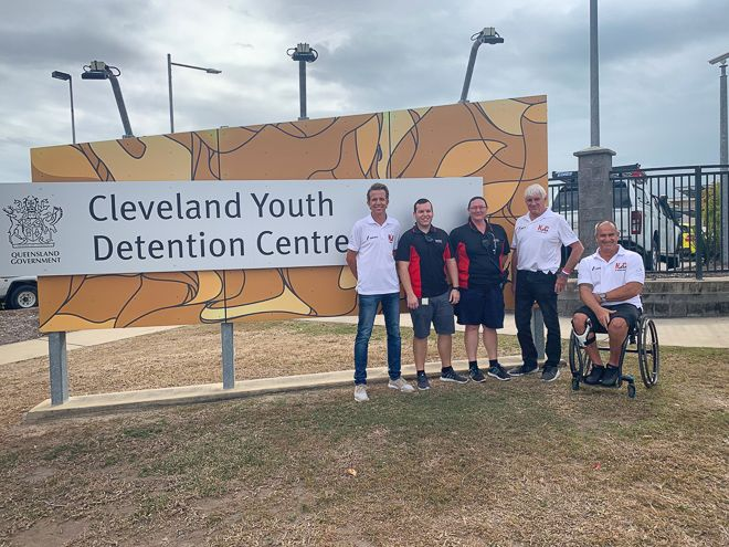 Presentation Update: Cleveland Youth Detention Centre in Townsville 2019