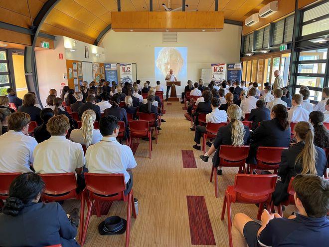 Update: N2C Top Gun – Assisi Catholic College 2021
