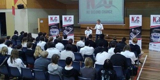 N2C School Visit – Airds High School NSW