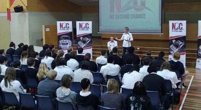 N2C School Visit – Airds High School NSW