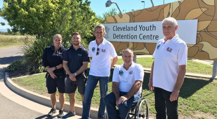 Presentation Update: Cleveland Youth Detention Centre