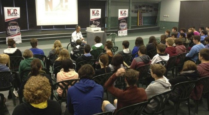 Cold Hard Facts Confront Students at Benalla College