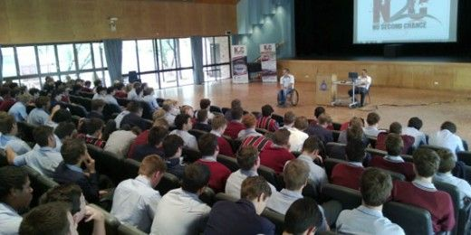 """N2C visits """"The Southport School"""" on the Gold Coast"""