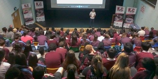 Presentation Update: Carwatha College