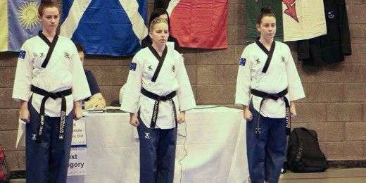 Update: N2C Youth Role Model Maddy Houston Competes in Scotland