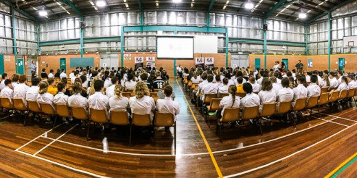 Presentation Update: Orange High School NSW