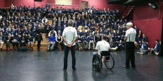 Presentation Update: Berwick College VIC