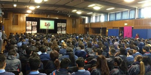 Presentation Update: Dandenong High School