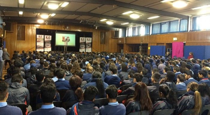 Presentation Update: Dandenong High School