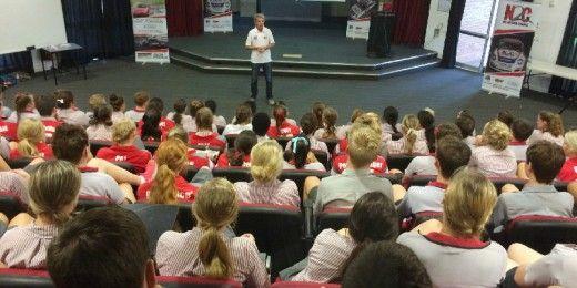 Presentation Update: Whitsunday Anglican School