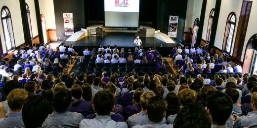 Presentation Update: Wesley College Melbourne