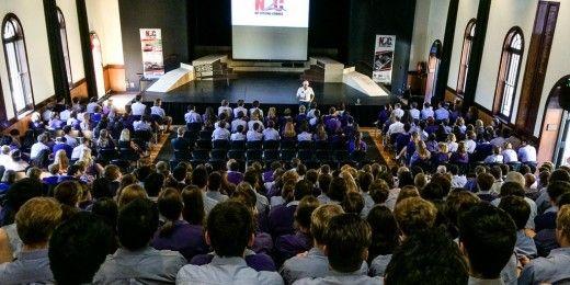 Presentation Update: Wesley College Melbourne