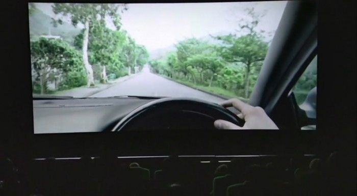 TV Advert: VW – Keep your eyes on the road.