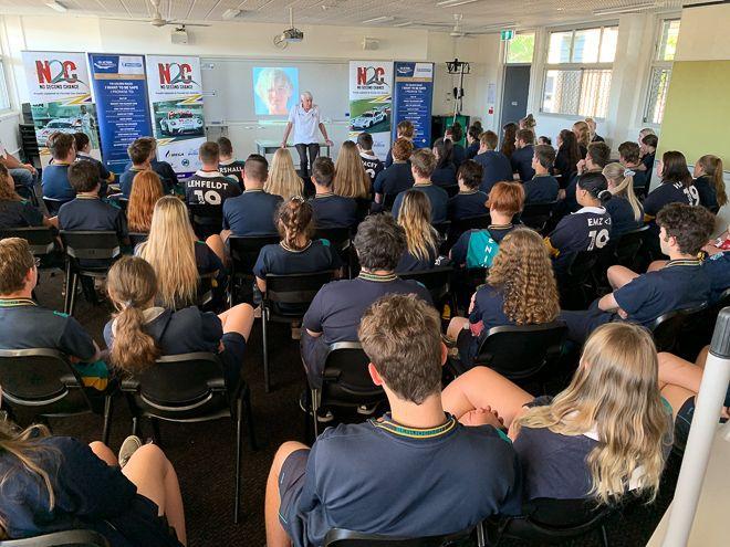 N2C at Beaudesert State High School in Queensland