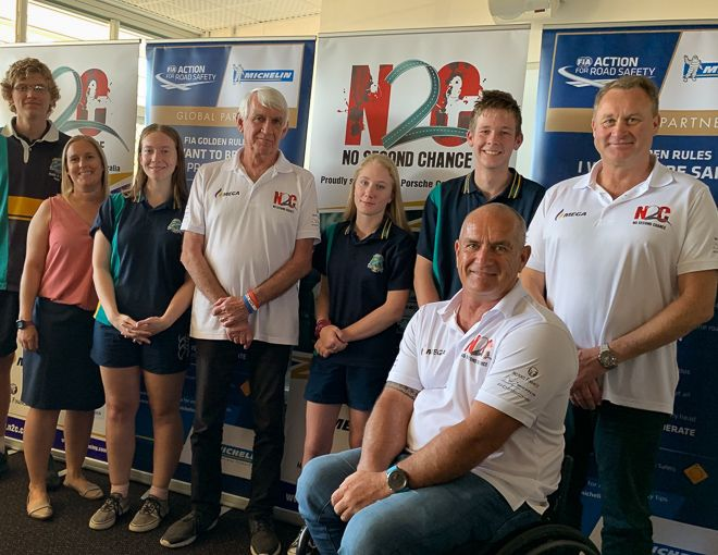 N2C at Beaudesert State High School in Queensland
