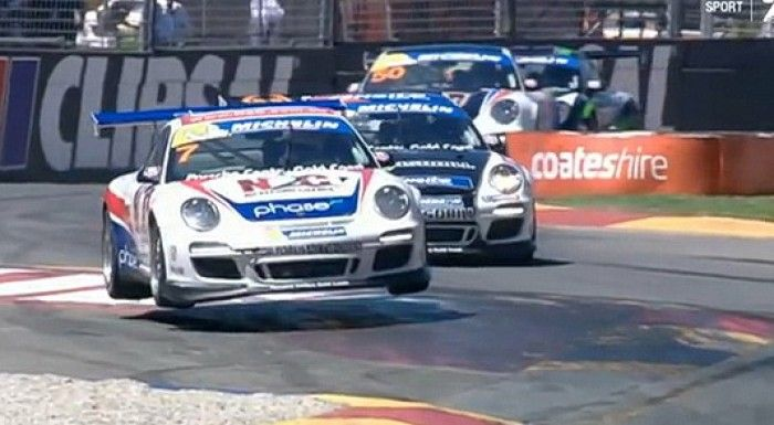 N2C Fourth Overall – Carrera Cup Round 1