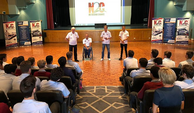 Presentation Update: The Southport School 2018