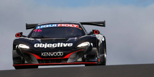Warren Luff at the Bathurst 12 Hour